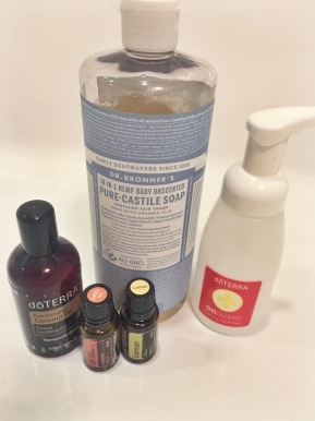 DIY Hand Soap – Essential Oils